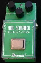 IBANEZ TUBE SCREAMER TS- 808 VINTAGE!! dans IBANEZ TUBE-SCREAMER